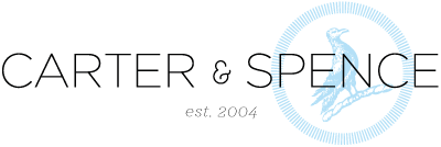 carter and spence logo