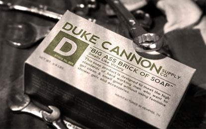 Duke Cannon responsive image